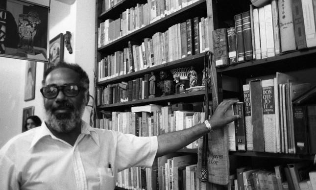 Abdias do Nascimento: 'Racismo foi institucionalizado desde a abolição'