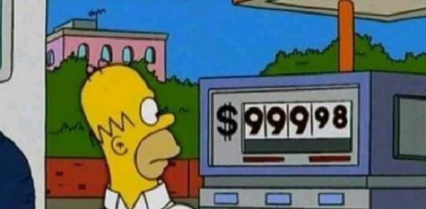 Episódio de Simpsons (Foto: Reprodução)