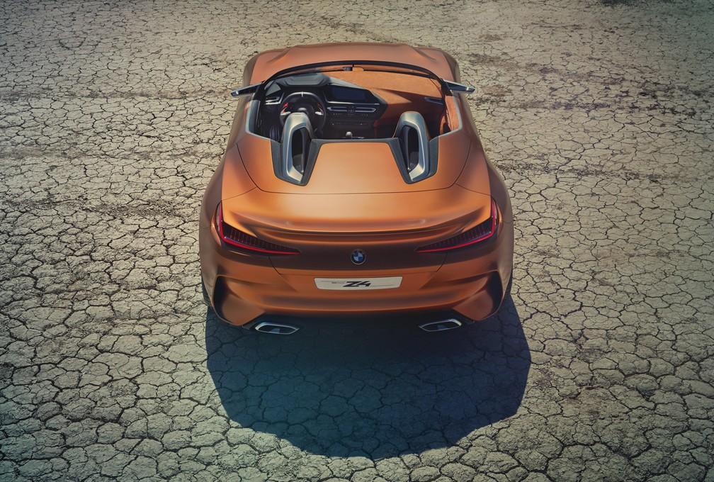BMW Concept Z4 (Foto: Divulgação)
