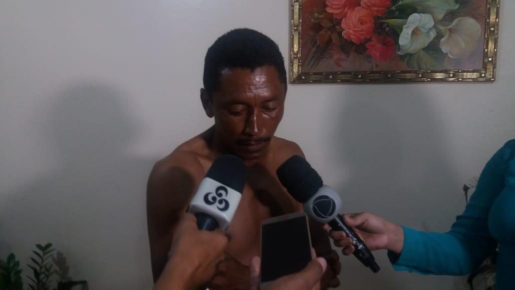 Suspeito diz que estava 'possuído' e confessa morte de companheira a facadas em Macapá