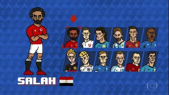Técnico do Egito diz que ausência de Salah prejudica preparação para Copa