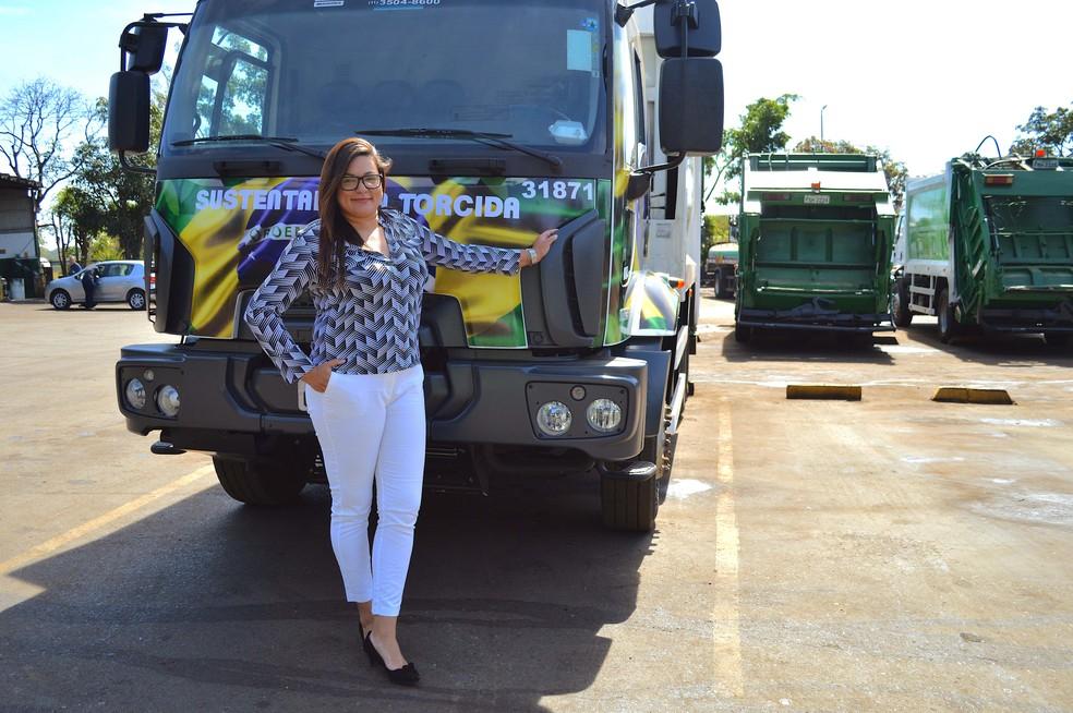 Williani Carvalho implantou o departamento de Recursos Humanos na Sustentare Saneamento, após cursar Gestão de Recursos Humanos no Centro Universitário IESB. (Foto: Divulgação)