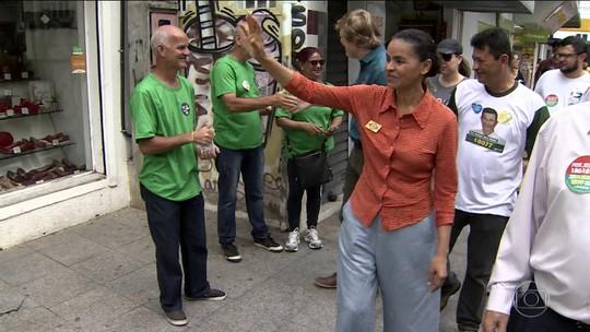 Marina Silva diz que PT, MDB e PSDB já 'tiveram chance' e levaram o Brasil para o 'fundo do poço'