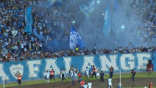 Londrina vence o Atlético-MG nos pênaltis e é campeão da Primeira Liga