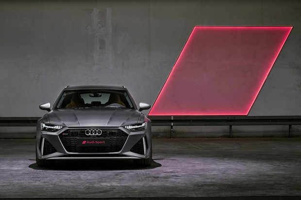 Audi RS6 Avant (Foto:  Divulgação)