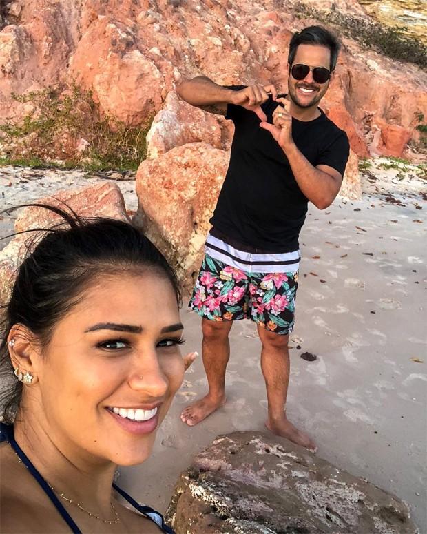 Simone e Kaká Diniz (Foto: Reprodução/Instagram)