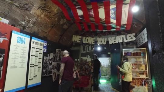 Como a memória dos Beatles é preservada em Liverpool