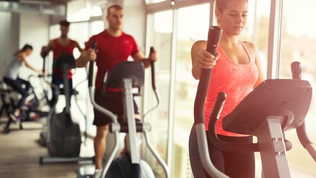 Atividade física ; exercício ; corrida ; saúde ; fitness ; academia de ginástica ;  (Foto: Thinkstock)