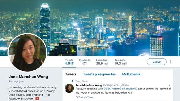 Conta de Wong no Twitter é monitorada por jornalistas em busca de novidades e pelas empresas que querem proteger seus produtos (Foto: Reprodução/Twitter)