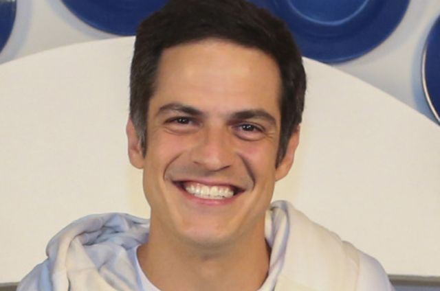 Mateus Solano (Foto: Reginaldo Teixeira/TV Globo)