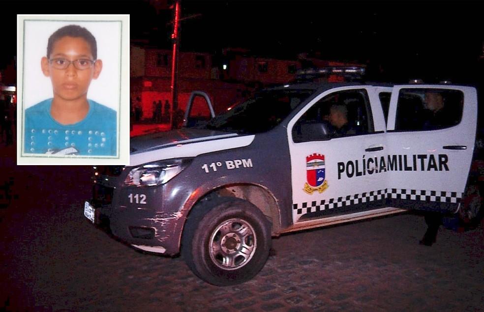 Mateus da Silva Albuquerque tinha 19 anos (Foto: Inter TV Cabugi/Reprodução)