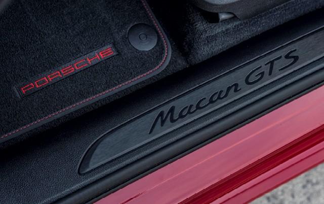 Porsche Macan GT (Foto: Divulgação)