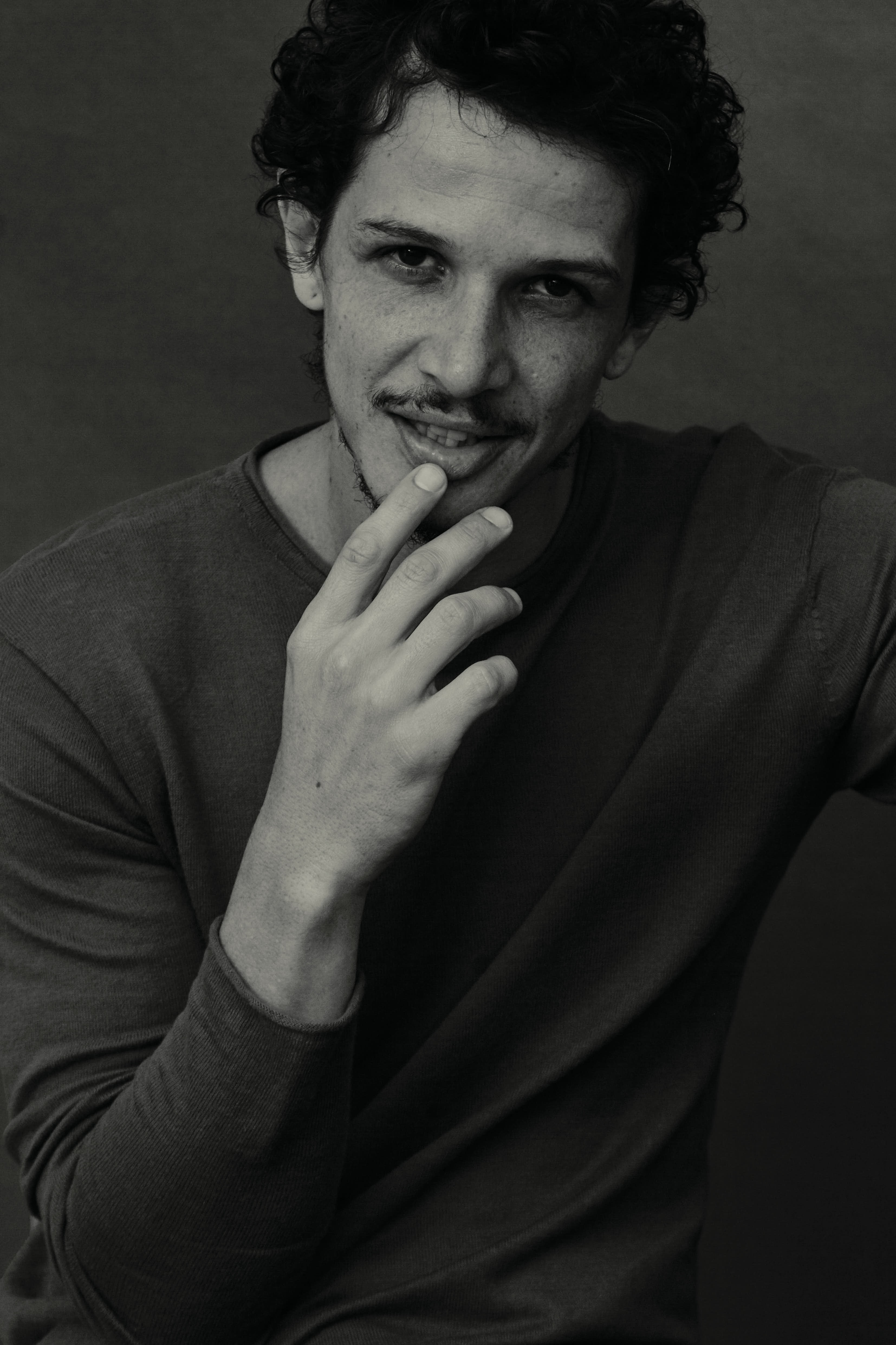 Rafael Losso (Foto: Foto: Leo Fagherazzi / Styling: Rafael Menezes / Beauty: Vanessa Sena)