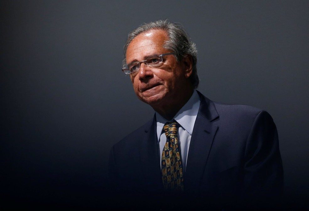 Paulo Guedes, o novo ministro da Economia — Foto: Adriano Machado/Reuters