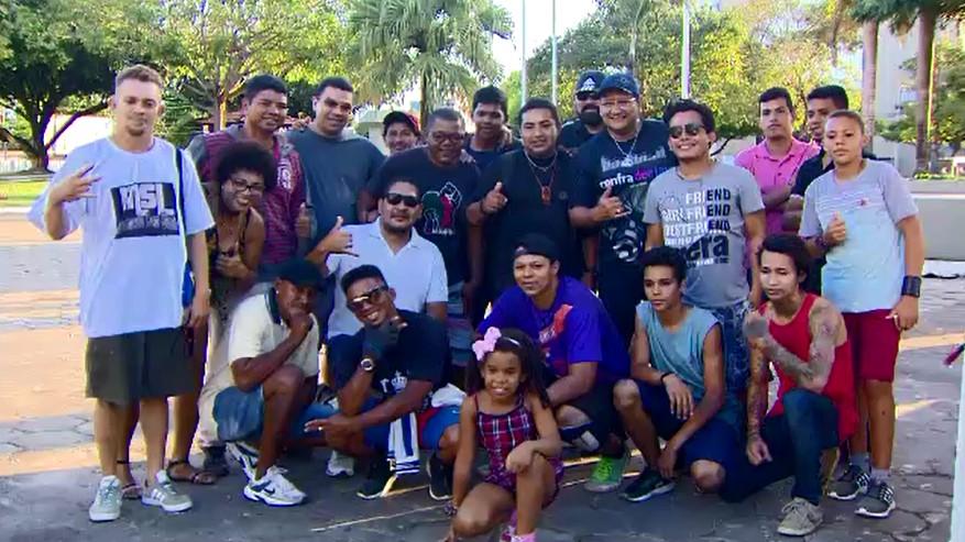 Documentário e livro vão contar histórias do movimento hip-hop em Macapá