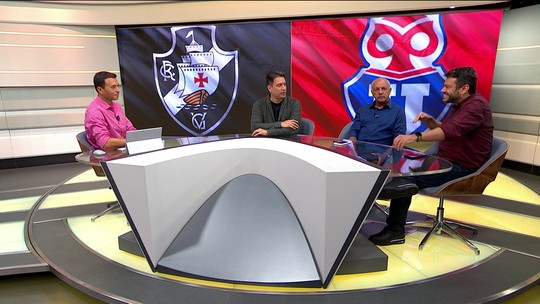 Comentaristas analisam trajetória do Vasco até a estreia na fase de grupos da Libertadores