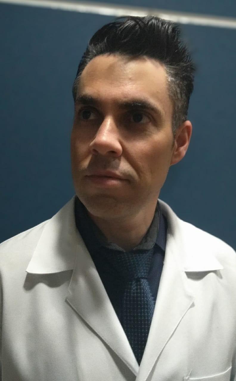 Pesquisador Josué de Moraes (Foto: Arquivo Pessoal)