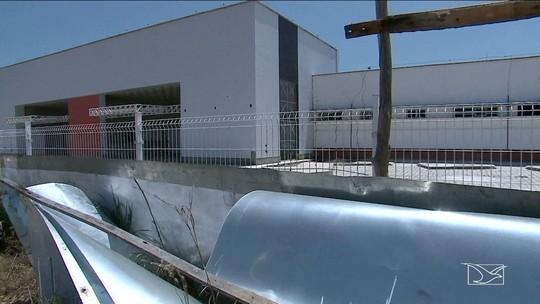 Obras de construção de sete centros de hemodiálises estão paradas no MA