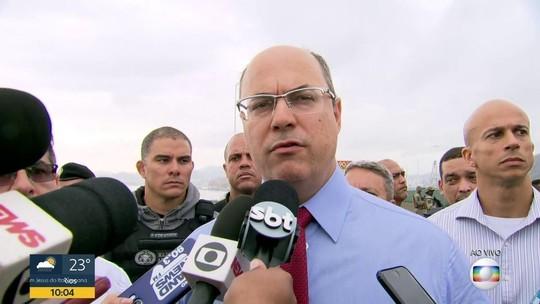Governador do RJ diz que familiar do sequestrador pediu desculpas