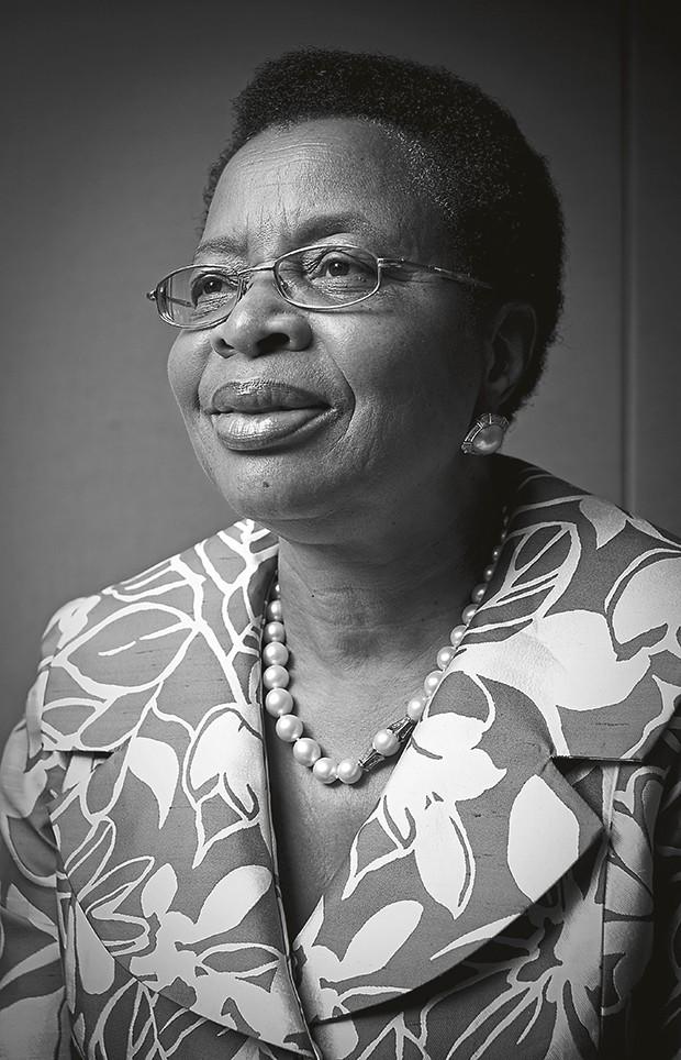 Graça Machel (Foto: Globopress)