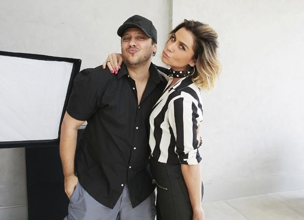 Bruno Miguel e Giovanna Antonelli (Foto: Divulgação)