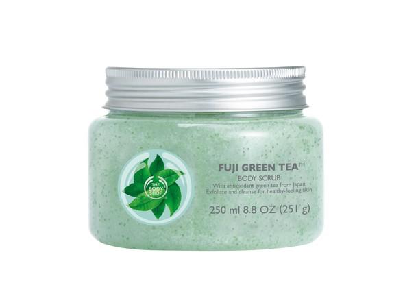 Fuji Green Tea Esfoliante Corporal, da The Body Shop (Foto: Divulgação)