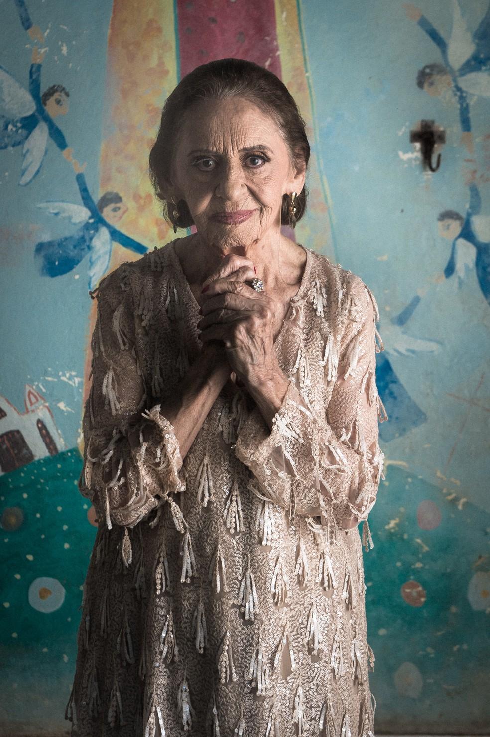 Laura Cardoso entra em 'A Dona do Pedaço' como Matilde   A Dona do Pedaço