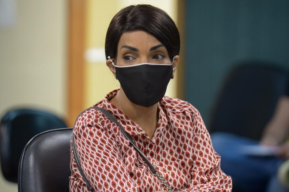 Deputada federal Flordelis dos Santos de Souza (arquivo) — Foto: CLEVER FELIX/LDG NEWS/ESTADÃO CONTEÚDO