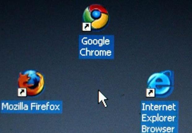 Todos os navegadores armazenam informações sobre o que você faz na internet (Foto: Alexander Hassenstein/Getty Images via BBC)
