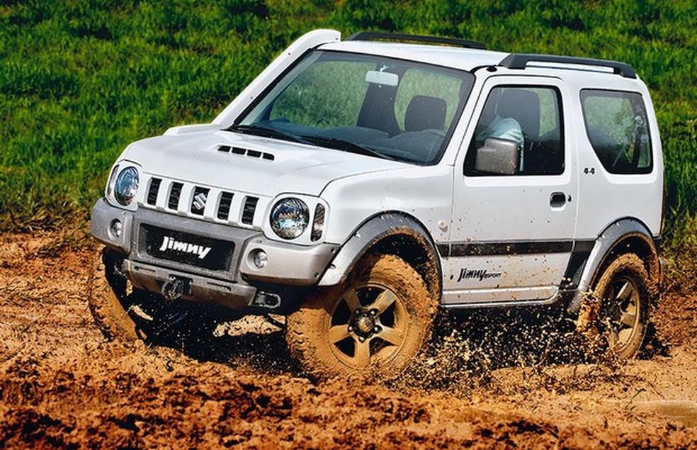 Suzuki Jimny 4Sport (Foto: Divulgação)