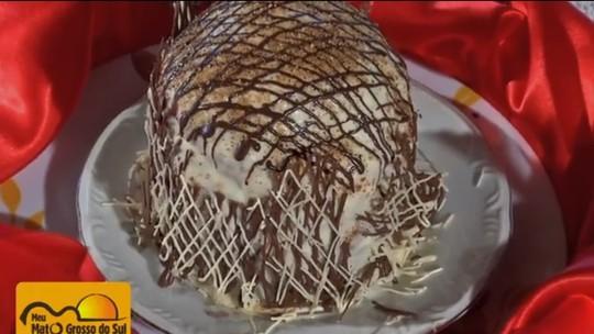 O Natal já foi, mas aproveite para se deliciar com esse panetone!