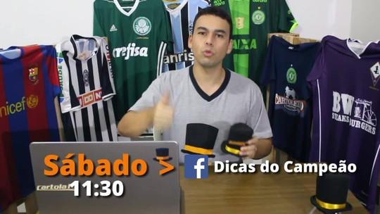 Caseiro, Campeão vai de mitos de times mandantes na rodada #17