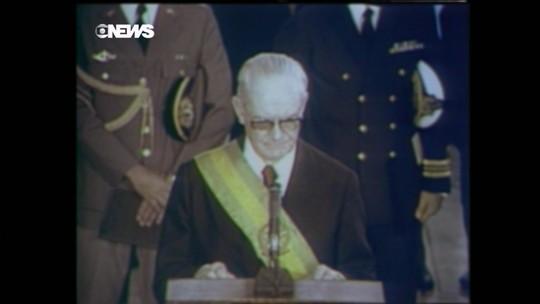 Imagens e depoimentos lembram os 50 anos do golpe militar de 1964