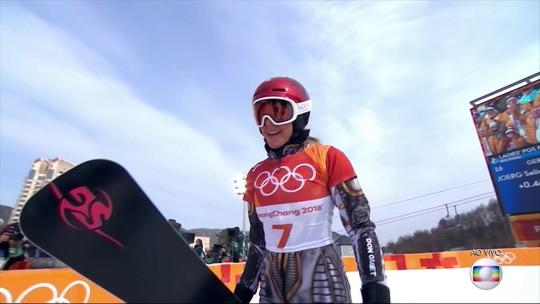 Ester Ledecka faz história e conquista o ouro no Slalom Gigante Paralelo