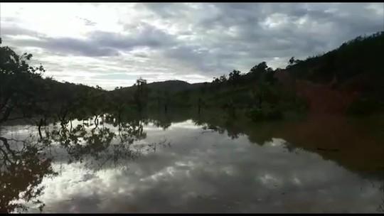 Rio sobe e deixa moradores de Uiramutã, Norte de RR, isolados, diz prefeito