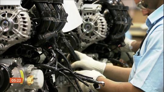 Vendas de veículos automotores registraram alta em setembro