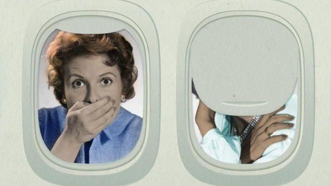 BBC - Já ouviu falar na 'vergonha de voar'? É um bom vocábulo 'climático' a acrescentar neste início de século 21 (Foto: GETTY IMAGES/BBC News Brasil)
