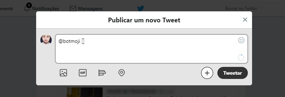 Emojipedia revela emojis não atualizados através do Twitter (Foto: Reprodução/Rodrigo Fernandes)