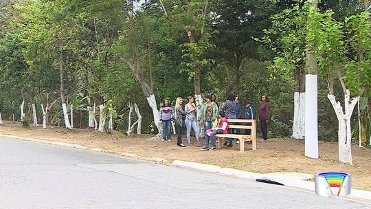 Moradores se juntam e criam iniciativa para revitalizar área abandonada em  Tremembé, SP