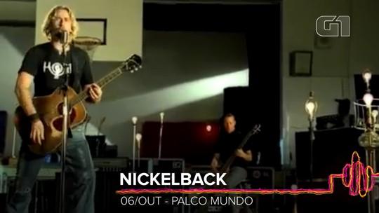 Nickelback, a banda de rock mais amada e mais odiada do mundo, diz ter 'cada vez menos haters'