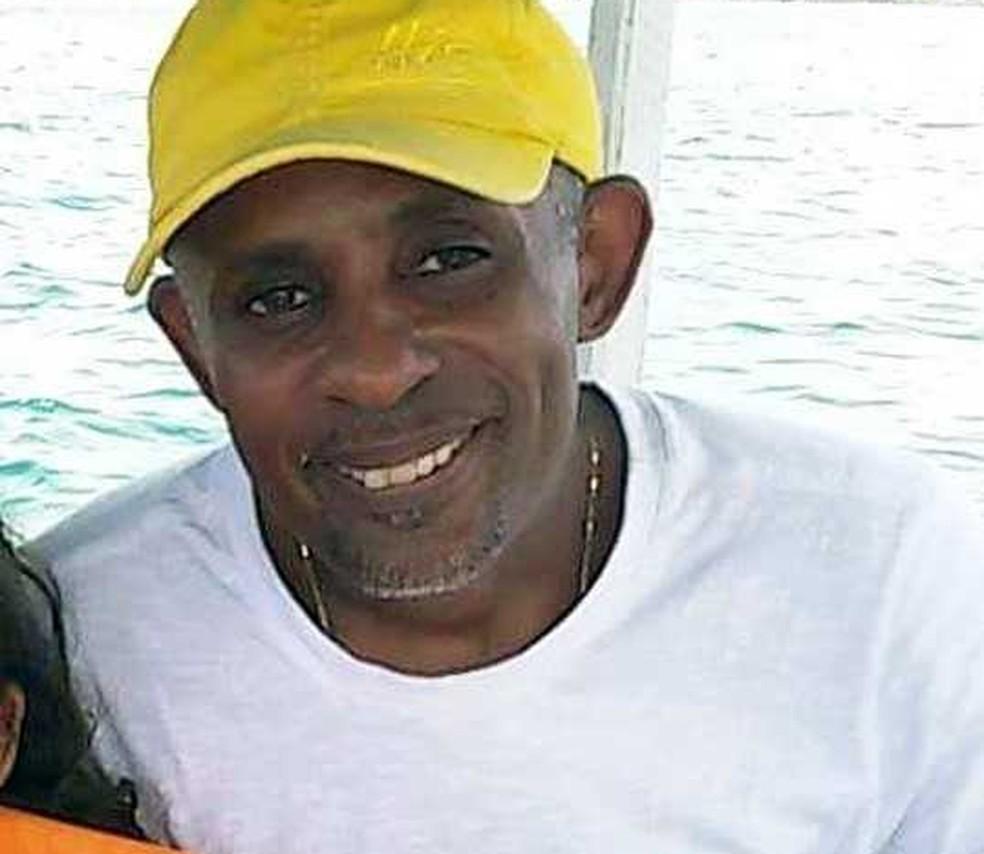 Policial civil Rogério Lima Ribeiro foi morto em abril. (Foto: Reprodução/TV Bahia)