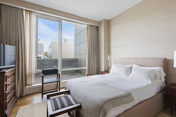 O apartamento colocado no mercado por Justin Timberlake e Jessica Biel (Foto: Divulgação)