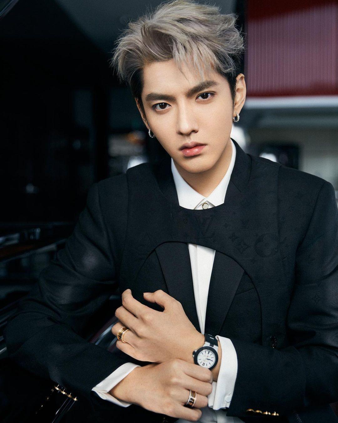 Kris Wu, ex-membro da banda EXO, é preso na China por suspeita de estupro