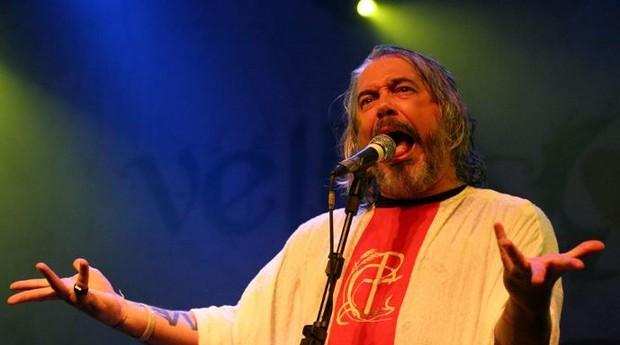 Paulão, da banda Velhas Virgens (Foto: Reprodução)