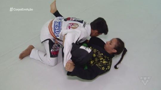 Conheça Paloma Soares, a lutadora de jiu-jitsu que descobriu o judô e brilha na modalidade