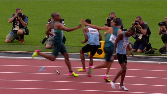 Atletas do 4x400m ignoram convocação polêmica e ressaltam mérito em vaga