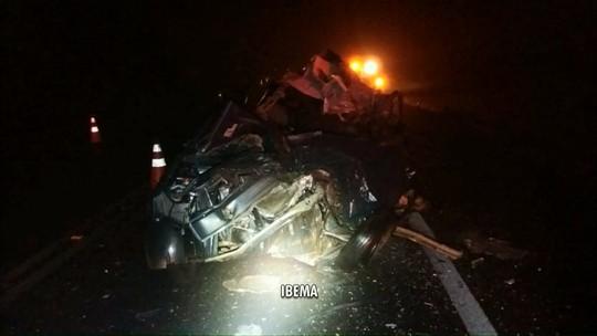 O sábado foi marcado por acidentes de trânsito no Paraná