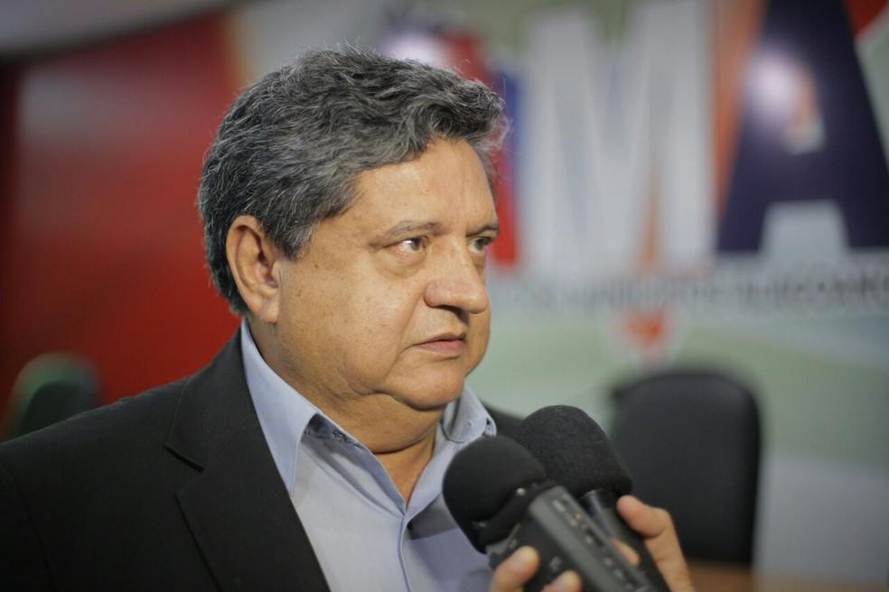 Gerente executivo do INSS em Alagoas, Edgar Barros (Foto: Jonathan Lins/G1)