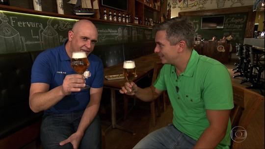 Saúde! Marcos mostra sua cervejaria e fala sobre Palmeiras e Seleção
