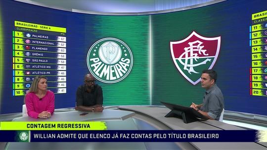 """Grafite, sobre gramado da Arena Palmeiras: """"Complicado para um clube onde se fala tanto de investimento"""""""